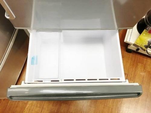 中古冷蔵庫の東芝