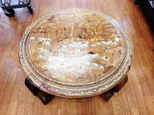 ローテーブルの大船家具