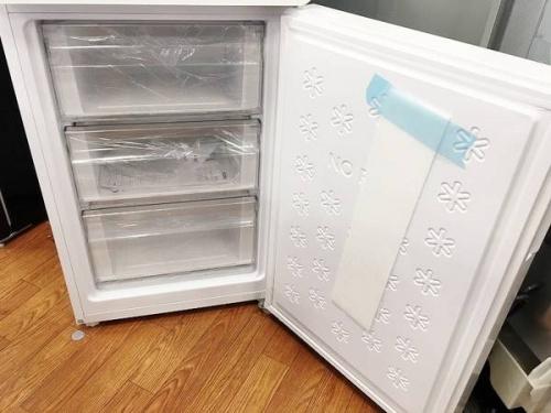 中古冷蔵庫のHaier