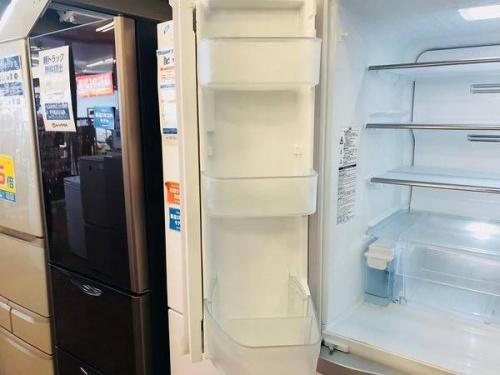 中古冷蔵庫のTOSHIBA