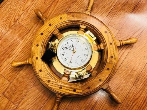 掛時計のヴィンテージ掛時計