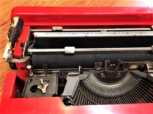鎌倉 雑貨のタイプライター