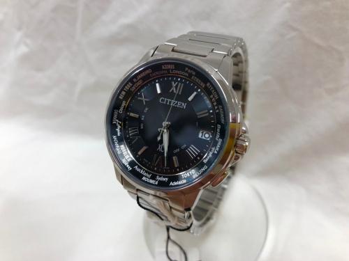 腕時計の電波時計