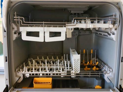 食器洗い乾燥機の新生活 家電