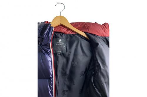 ジャケットのダウンコート