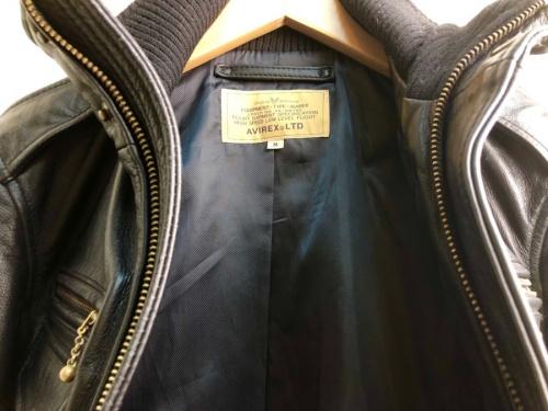 レザージャケットの洋服買取 鎌倉市