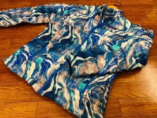 メンズファッションの冬物衣類買取強化中