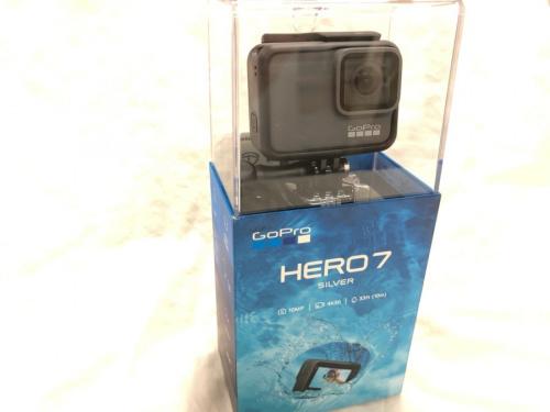 ビデオカメラのHERO7
