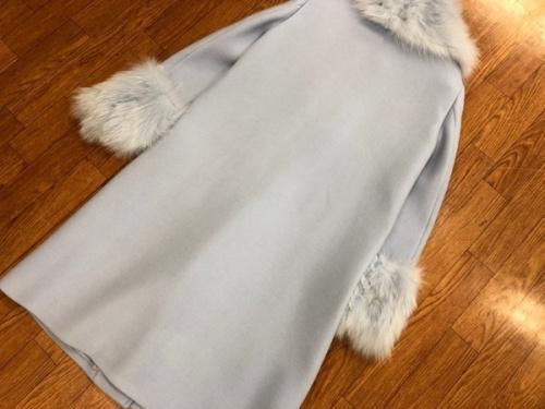 バージンウールコートの洋服買取 鎌倉市