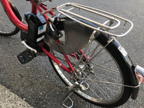 ヤマハの中古 自転車