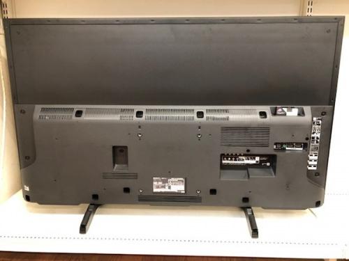 4K対応液晶テレビのSONY ソニー