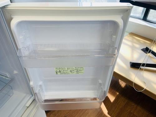 冷蔵庫のSHARP【シャープ】