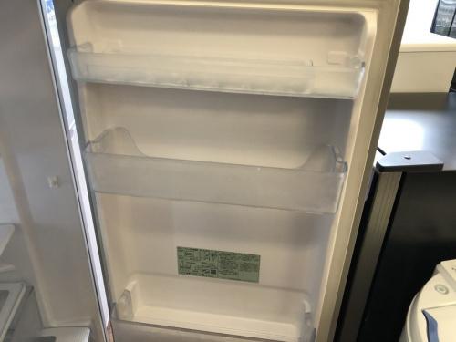 2ドア冷蔵庫のHITACHI(ヒタチ)