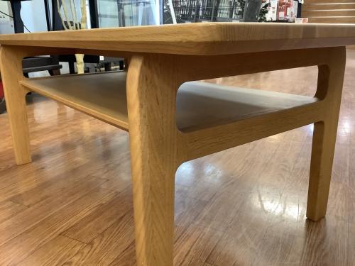 テーブルのkarimoku カリモク