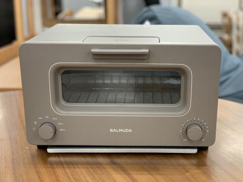 調理家電のスチームトースター