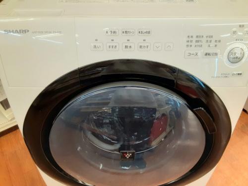 ドラム式洗濯乾燥機のSHARP シャープ