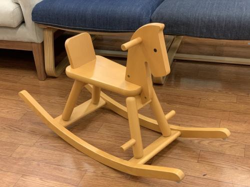 生活家具の木馬