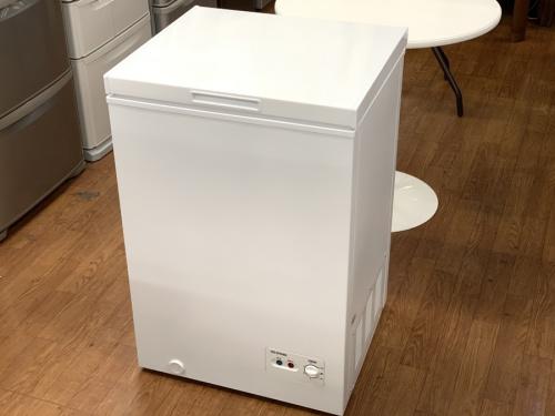 冷凍庫のIRIS OHYAMA アイリスオーヤマ