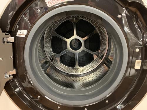 ドラム式洗濯機のTOSHIBA 東芝