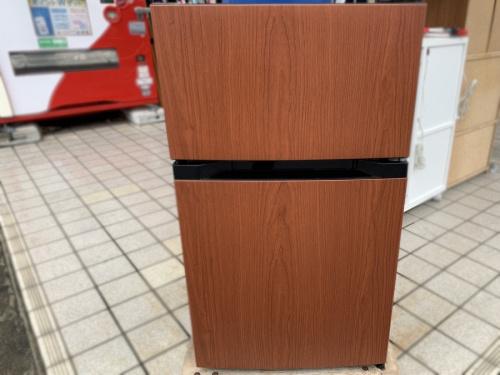 2ドア冷蔵庫のIRIS OHYAMA アイリスオーヤマ