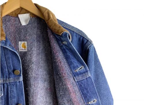 CarHartt カーハットのデニムジャケット