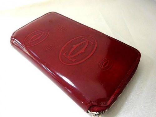 Cartieの財布