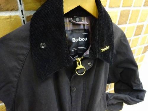 メンズファッションのバブァー(Barbour)