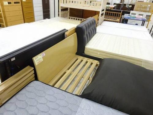 ベッドのIKEA