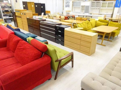 家具・インテリアのリサイクル
