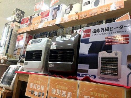 冬物家電 買取 京都