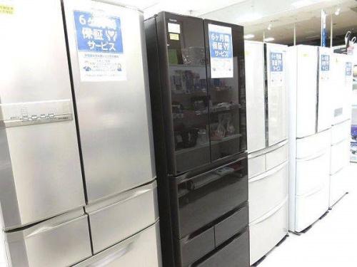 冷蔵庫 販売 京都のリサイクルショップ 京都