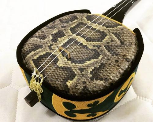 蛇革 琉線の買取 中古 京都