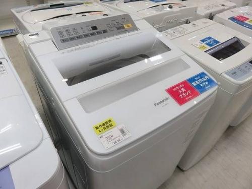 中古家電 京都 洗濯機 のPanasonic 高年式