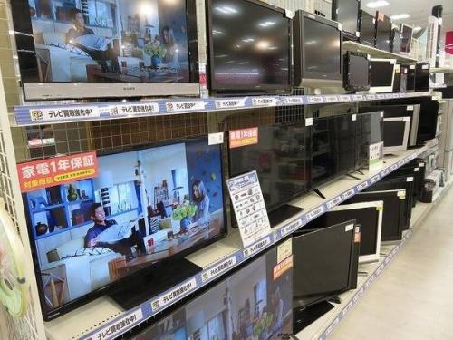 デジタル家電 液晶テレビのテレビ 中古 買取り