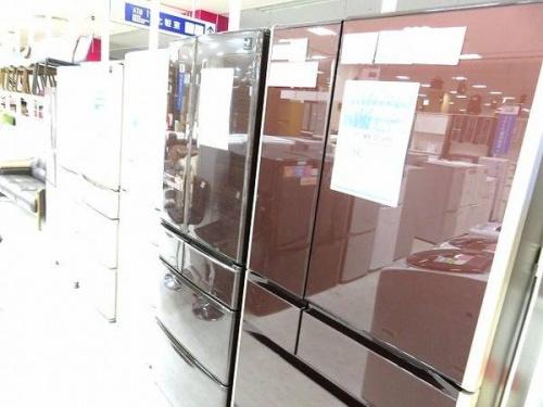 中古家電 京都の中古冷蔵庫 京都