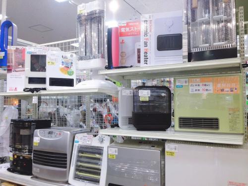 京都 家電 中古の暖房器具 中古 京都