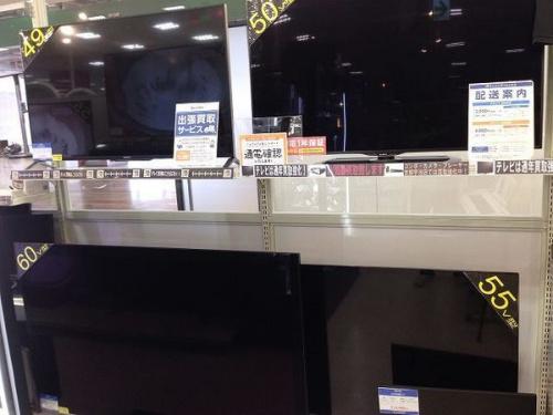 LED液晶テレビのSONY