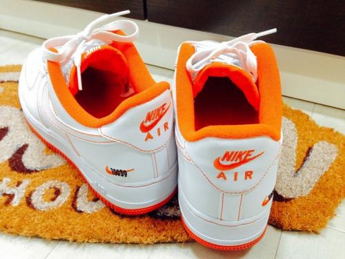 Nike(ナイキ)のAIR FORCE 1 Low Rucker