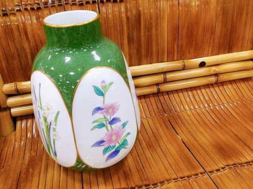 花瓶 販売の香蘭社
