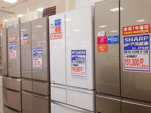 家具の冷蔵庫