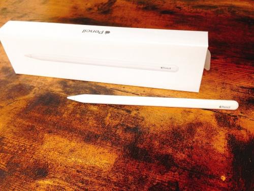アップルペンシルの第2世代