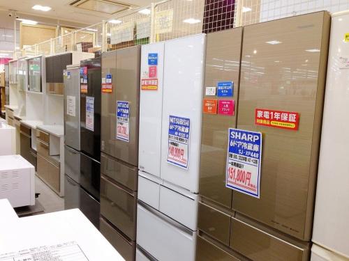 電子レンジの冷蔵庫