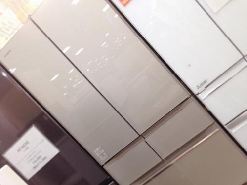 大型冷蔵庫のHITACHI(日立)