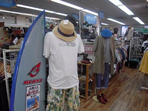 松戸の洋服