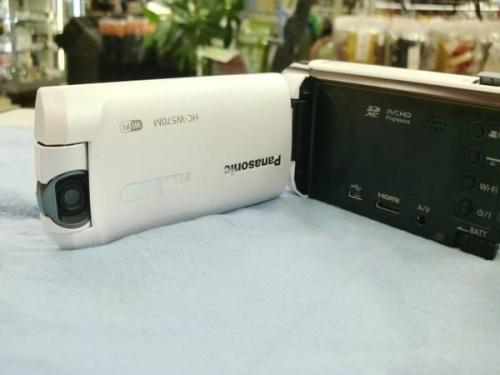 デジタルビデオカメラのワイプ