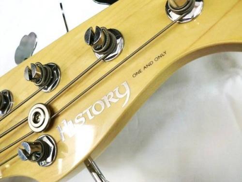 五弦ベースのHISTORY