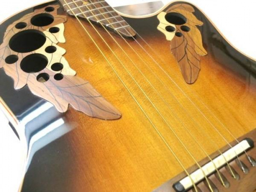 ギターのエレアコ