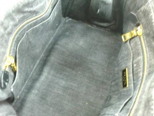 プラダ(PRADA)のデニムバッグ