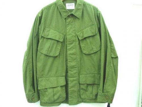 ジャケットのシャツジャケット