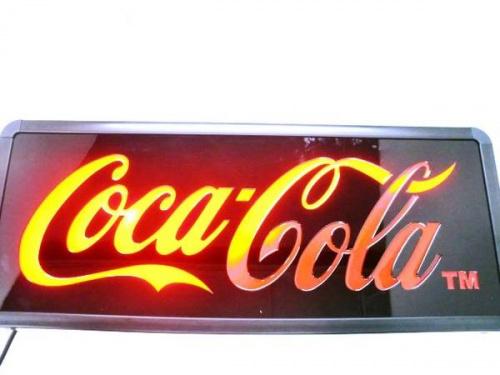 アメリカ雑貨のCOCA COLA